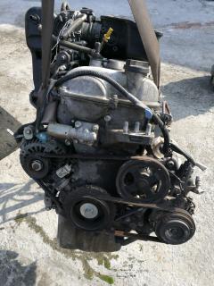 Двигатель на Nissan Moco MG22S K6A