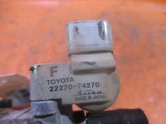 Дроссельная заслонка на Toyota Celica ST202 3S-FE