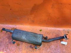 Глушитель на Nissan Wingroad Y12 HR15DE