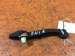 Крепление бампера на Honda Civic EU1, Заднее Правое расположение