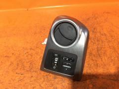 Блок управления зеркалами на Toyota Voltz ZZE137 2ZZ-GE