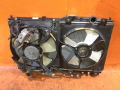 Радиатор ДВС на Mitsubishi Diamante F34A 6A13