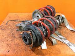Стойка амортизатора на Nissan Elgrand E51 VQ35DE, Переднее расположение