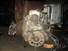 Двигатель на Daihatsu Pyzar G303G HE-EG