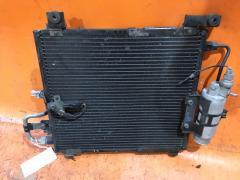 Радиатор кондиционера на Daihatsu Pyzar G303G HE-EG