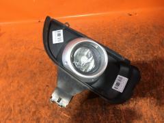 Туманка бамперная на Mazda Mpv LW3W 026719, Правое расположение