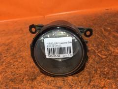 Туманка бамперная на Nissan Elgrand E51 021714, Левое расположение