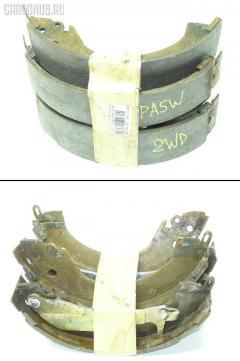 Тормозные колодки на Mitsubishi Delica Space Gear PA5W Фото 1