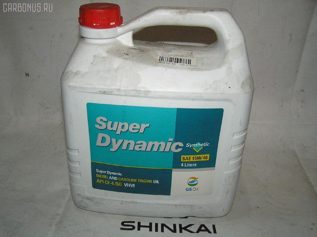Масло моторное SUPER DYNAMIC. Фото 3