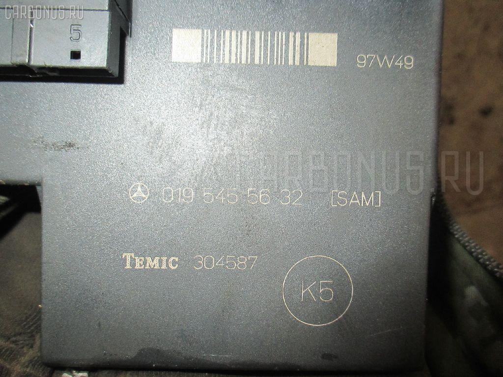 Блок предохранителей MERCEDES-BENZ C-CLASS W202.026 112.910 Фото 2