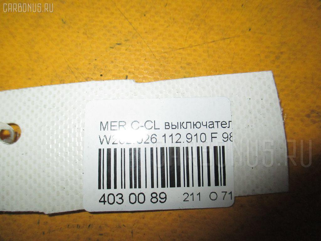 Датчик включения стоп-сигнала MERCEDES-BENZ C-CLASS W202.026 Фото 3