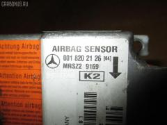 Блок управления air bag MERCEDES-BENZ C-CLASS W202.026 112.910 Фото 1