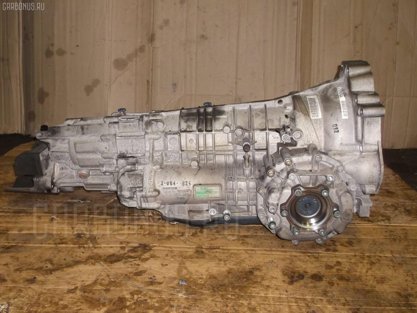 КПП автоматическая VOLKSWAGEN PASSAT 3BAMXF AMX Фото 7