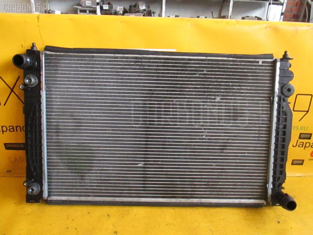 Радиатор ДВС AUDI A4 8DAGA AGA. Фото 2