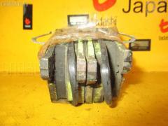 Тормозные колодки VOLKSWAGEN PASSAT 3BAMXF AMX Фото 2
