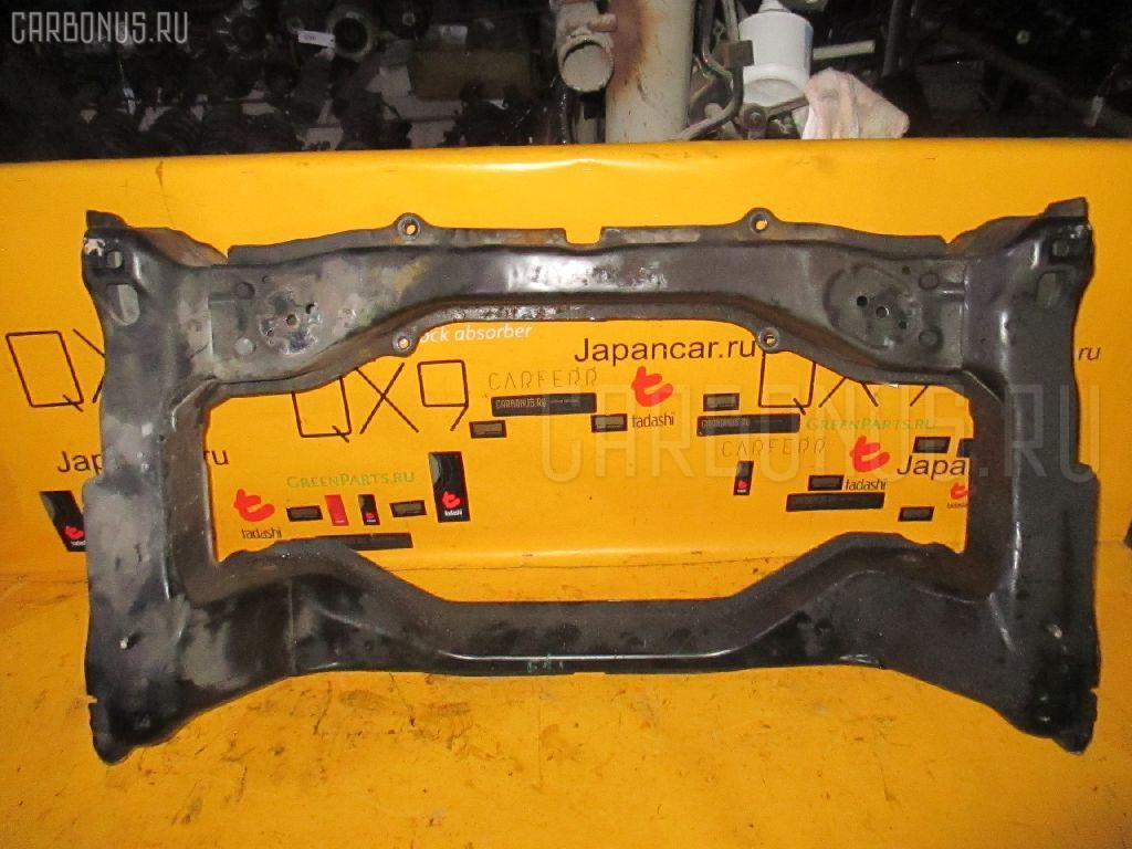 Балка под ДВС Mercedes-benz E-class station wagon S210.261 112.911 Фото 1