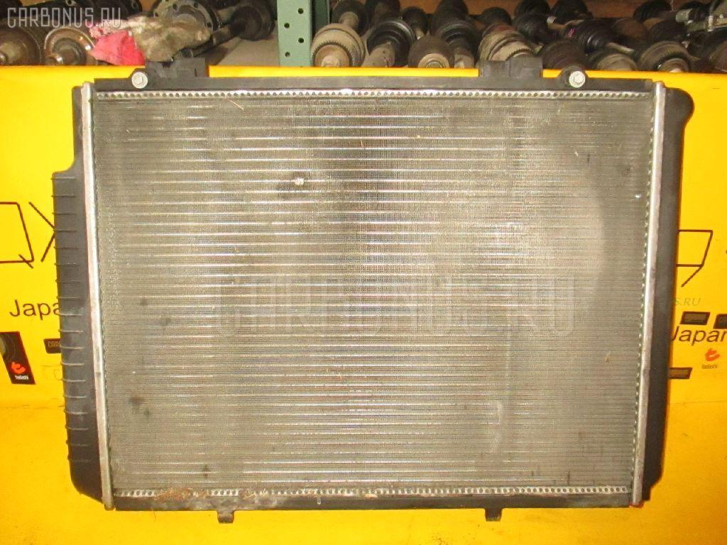 Радиатор ДВС MERCEDES-BENZ E-CLASS STATION WAGON S210.237 111.970. Фото 6
