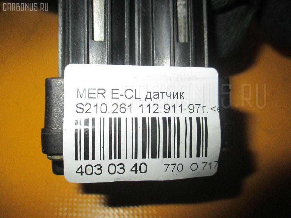 Датчик вредных газов наружнего воздуха MERCEDES-BENZ E-CLASS STATION WAGON S210.261 Фото 4