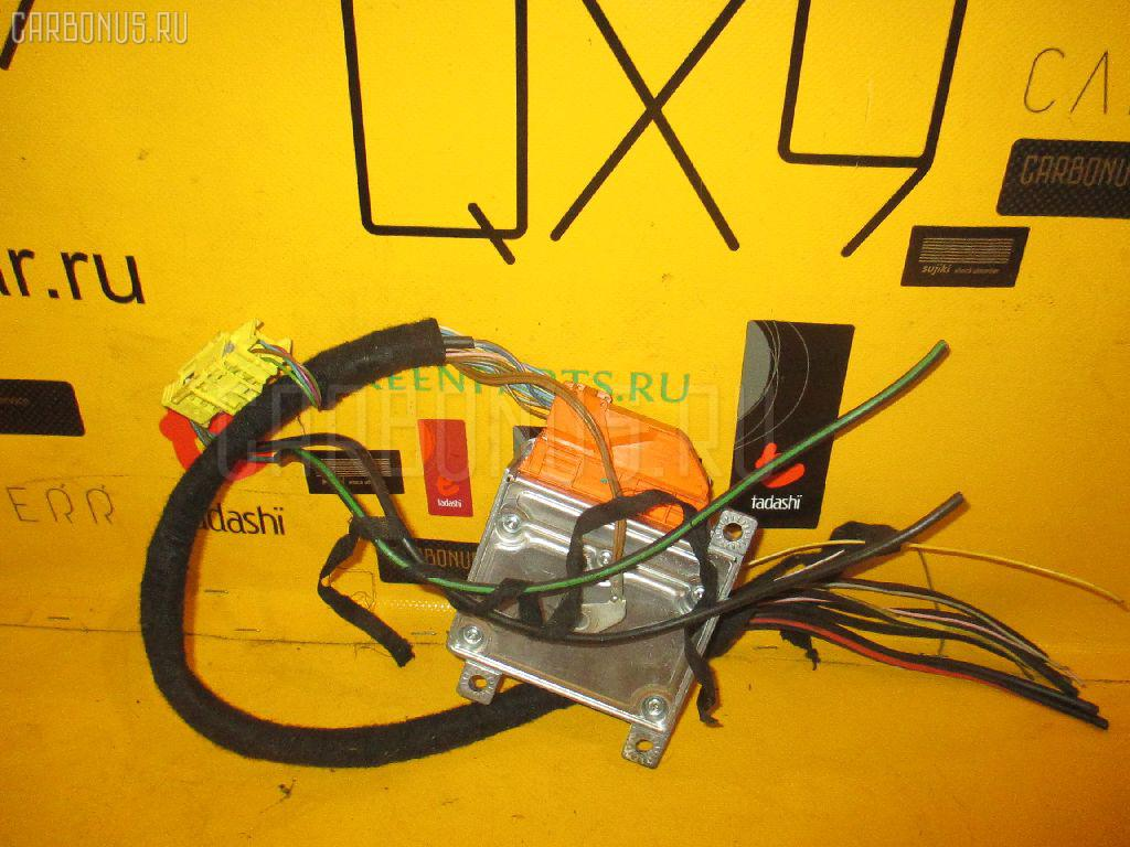 Блок управления air bag MERCEDES-BENZ E-CLASS STATION WAGON S210.261 Фото 2