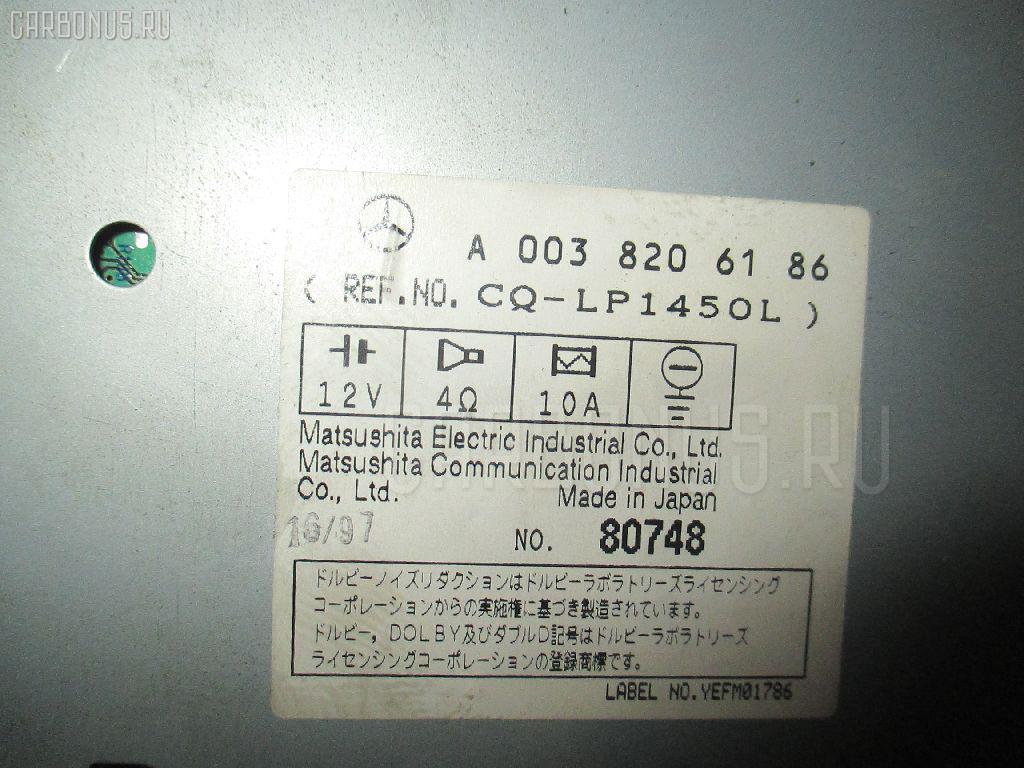 Автомагнитофон MERCEDES-BENZ E-CLASS STATION WAGON S210.261. Фото 3