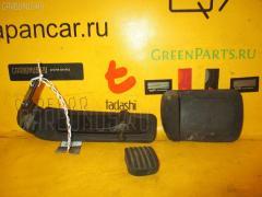 Накладка на педаль MERCEDES-BENZ E-CLASS STATION WAGON S210.261 WDB2102612A565717 A1232910082  A1244270382