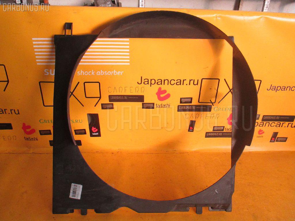 Диффузор радиатора MERCEDES-BENZ E-CLASS W210.070 113.940 Фото 1