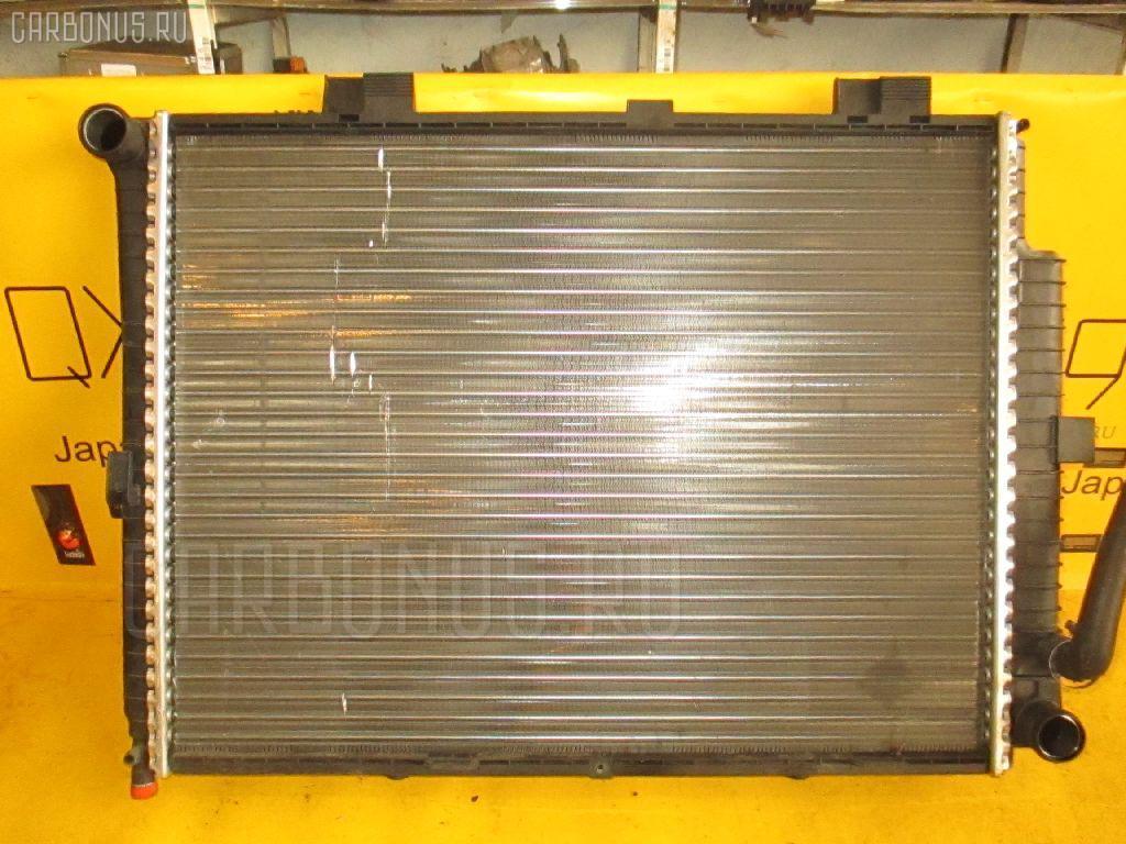 Радиатор ДВС MERCEDES-BENZ E-CLASS W210.072 119.985. Фото 1