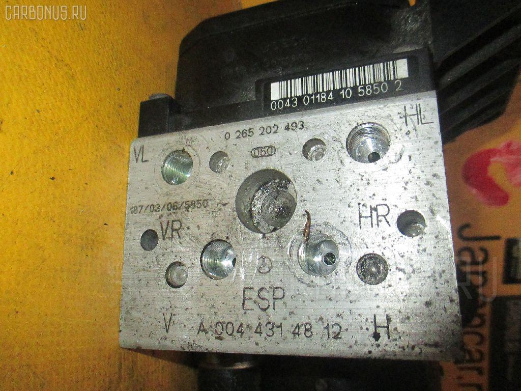 Блок ABS MERCEDES-BENZ E-CLASS W210.070 113.940 Фото 4