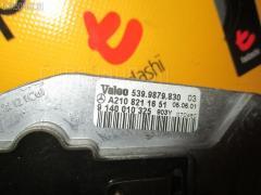 Регулятор скорости мотора отопителя MERCEDES-BENZ E-CLASS W210.070 Фото 2