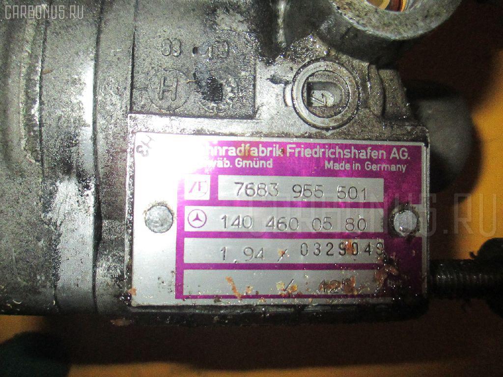 Гидроусилитель MERCEDES-BENZ S-CLASS COUPE C140.070 119.970 Фото 4