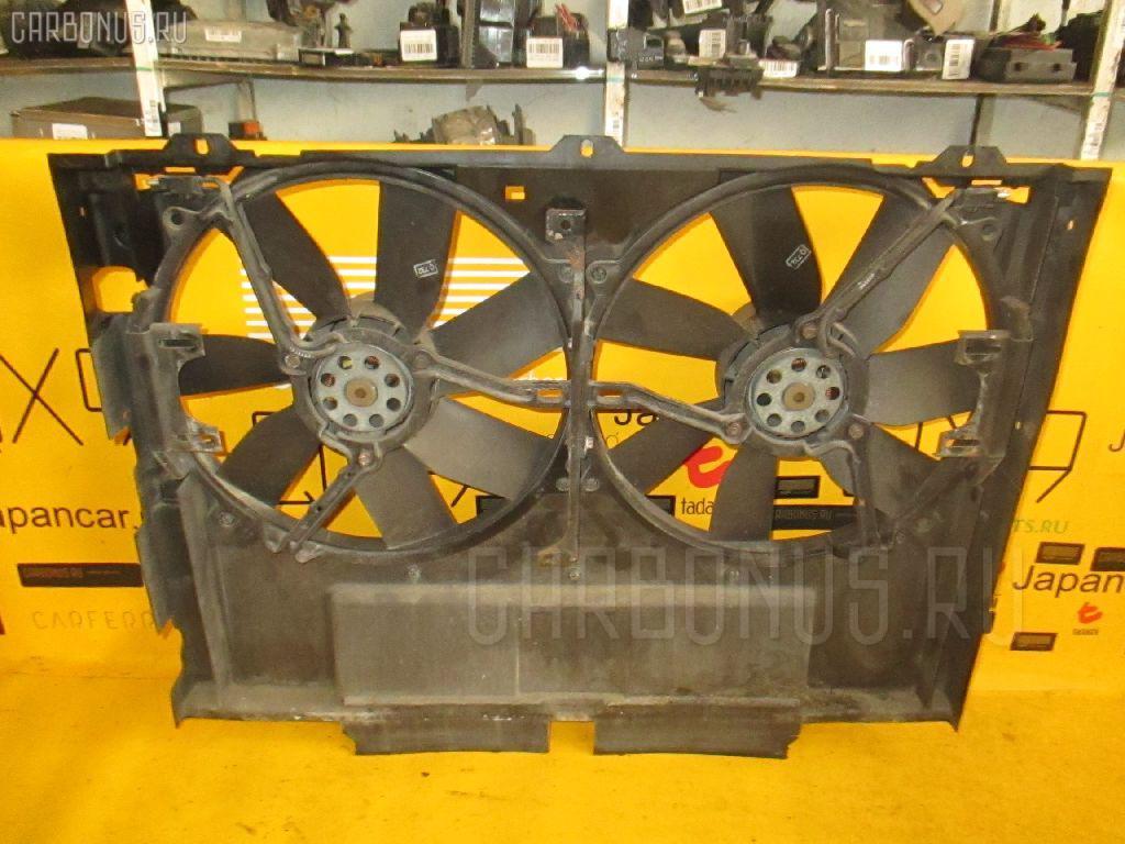 Вентилятор радиатора кондиционера MERCEDES-BENZ S-CLASS COUPE C140.070 119.970 Фото 2