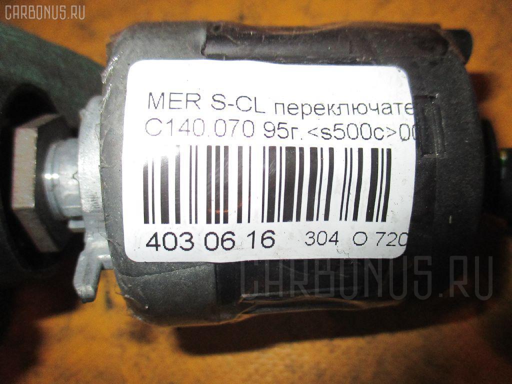 Переключатель света фар MERCEDES-BENZ S-CLASS COUPE C140.070 Фото 3