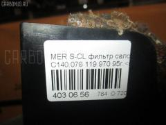 Фильтр салона Mercedes-benz S-class coupe C140.070 119.970 Фото 3