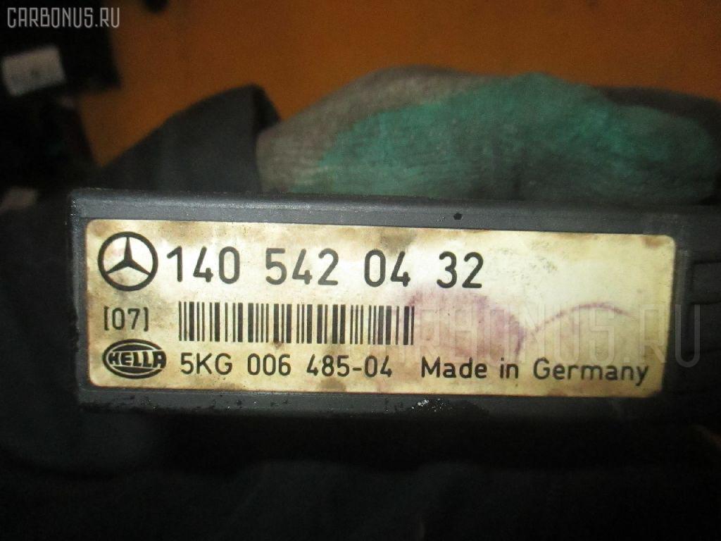 Блок упр-я Mercedes-benz S-class coupe C140.070 119.970 Фото 1