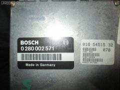 Блок EFI Mercedes-benz S-class coupe C140.070 119.970 Фото 1