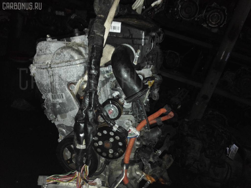Двигатель TOYOTA PRIUS NHW20 1NZ-FXE. Фото 8