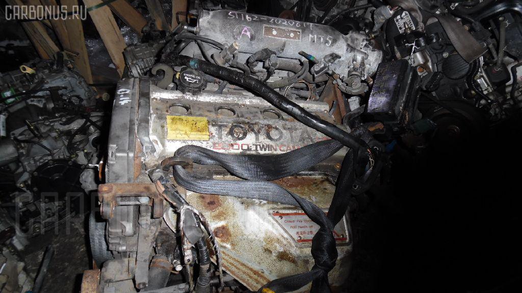 Двигатель TOYOTA CELICA ST162 3S-GE Фото 3