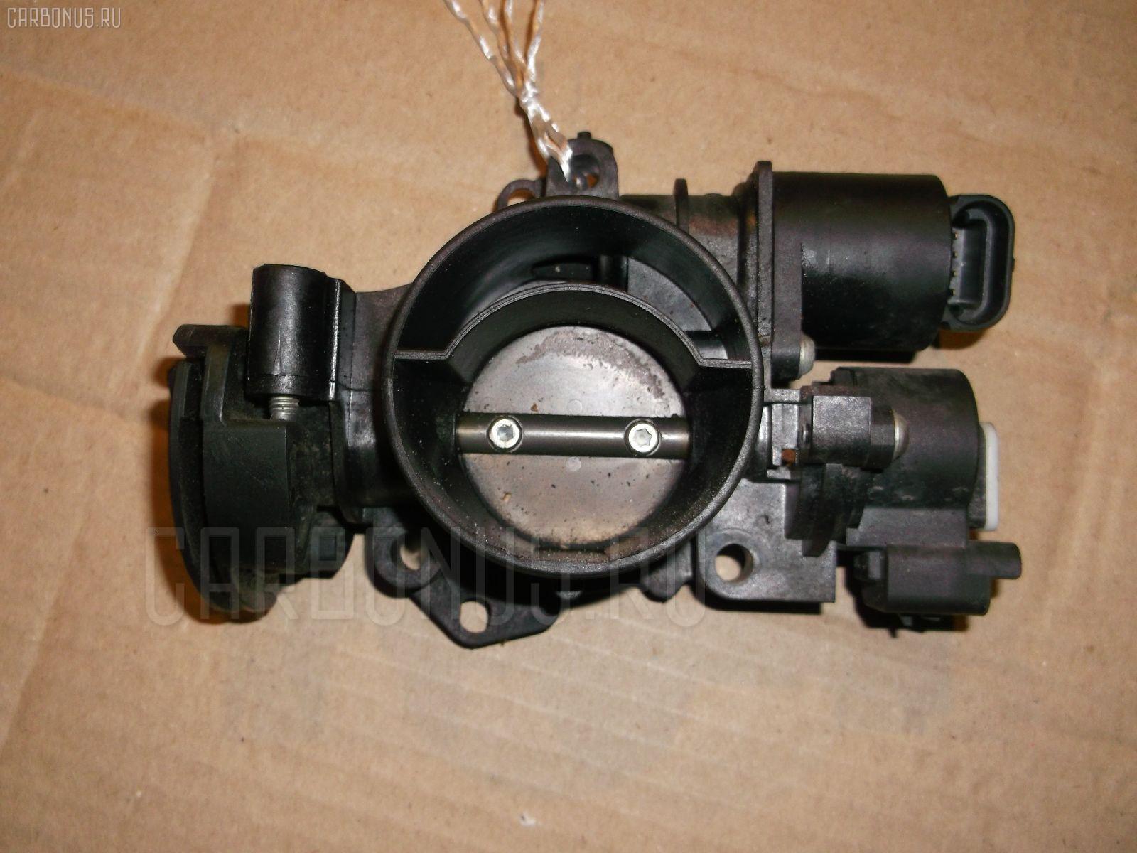 Дроссельная заслонка PEUGEOT 206 2AKFW KFW-TU3JP Фото 2