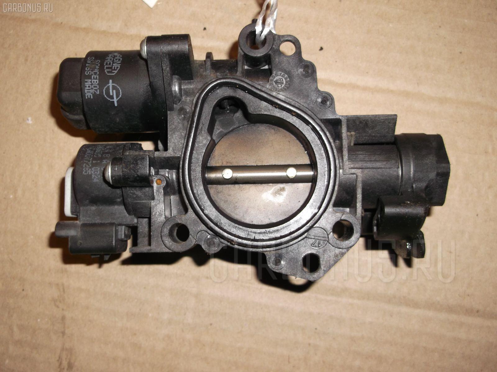 Дроссельная заслонка PEUGEOT 206 2AKFW KFW-TU3JP Фото 1