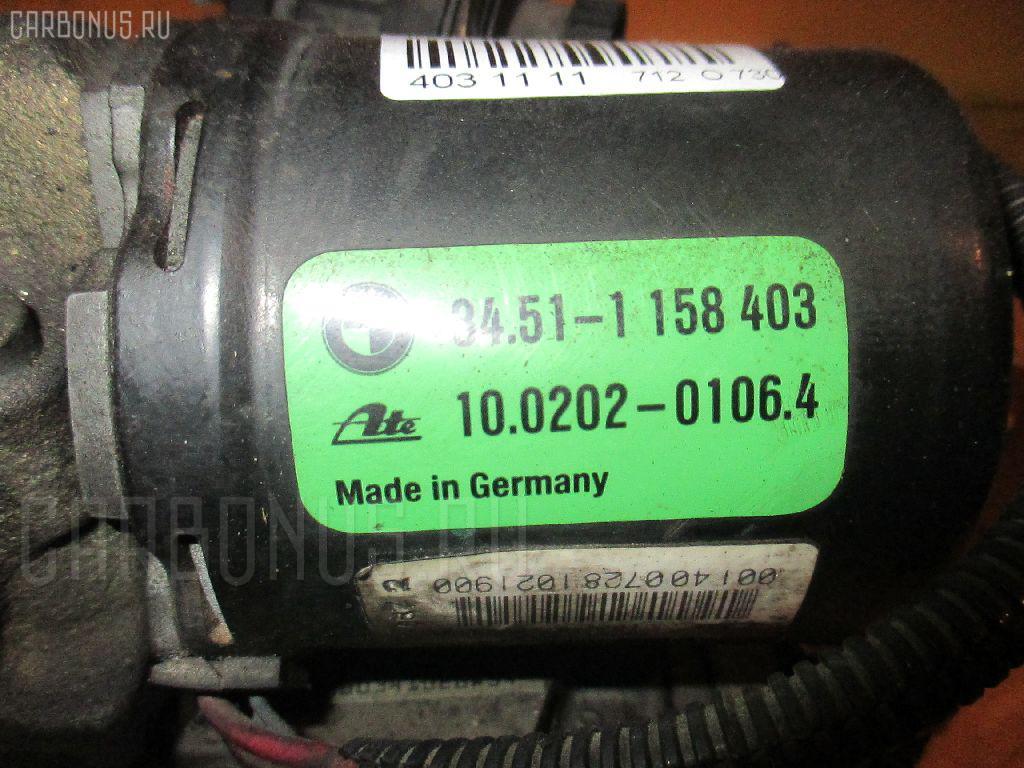 Блок ABS BMW 3-SERIES E36-CB22 M50-206S1 Фото 1