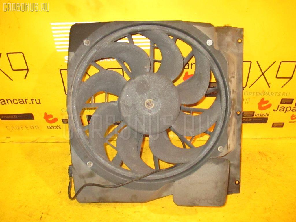 Вентилятор радиатора кондиционера BMW 3-SERIES E36-CB22 M50-206S1 Фото 1
