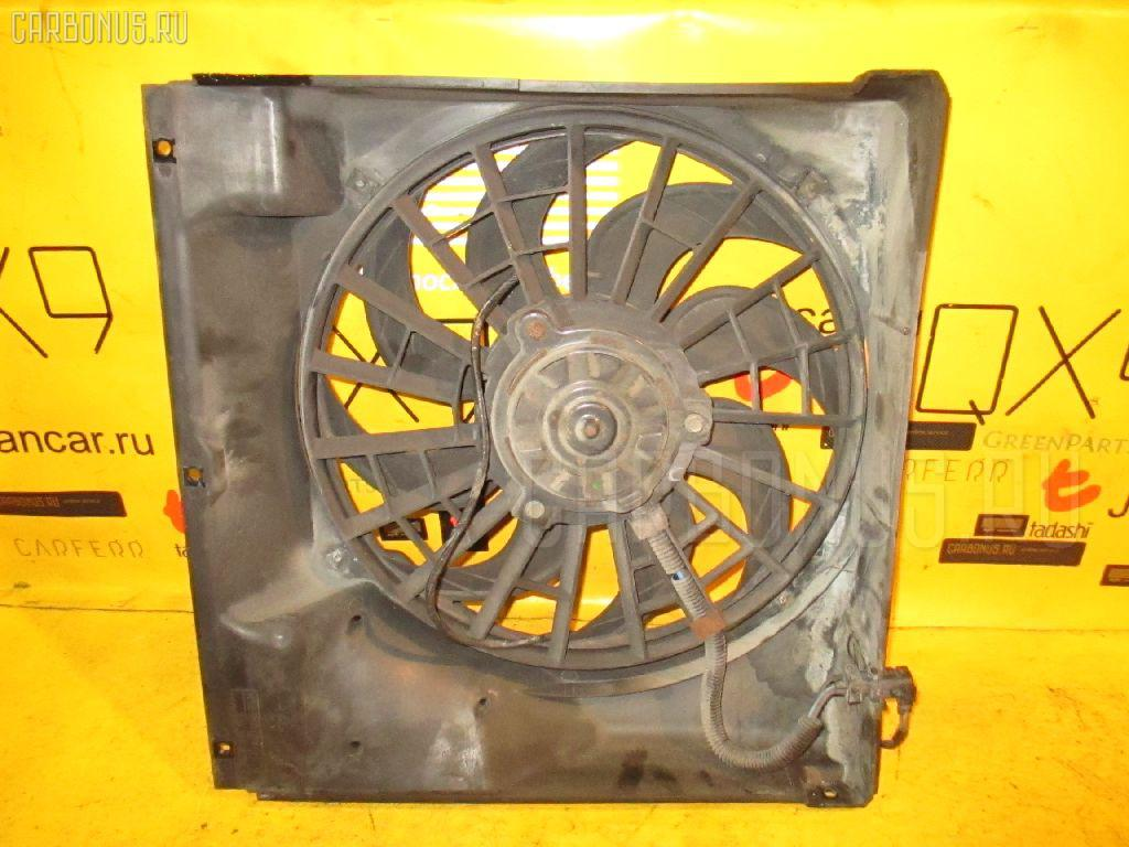 Вентилятор радиатора кондиционера BMW 3-SERIES E36-CB22 M50-206S1 Фото 2