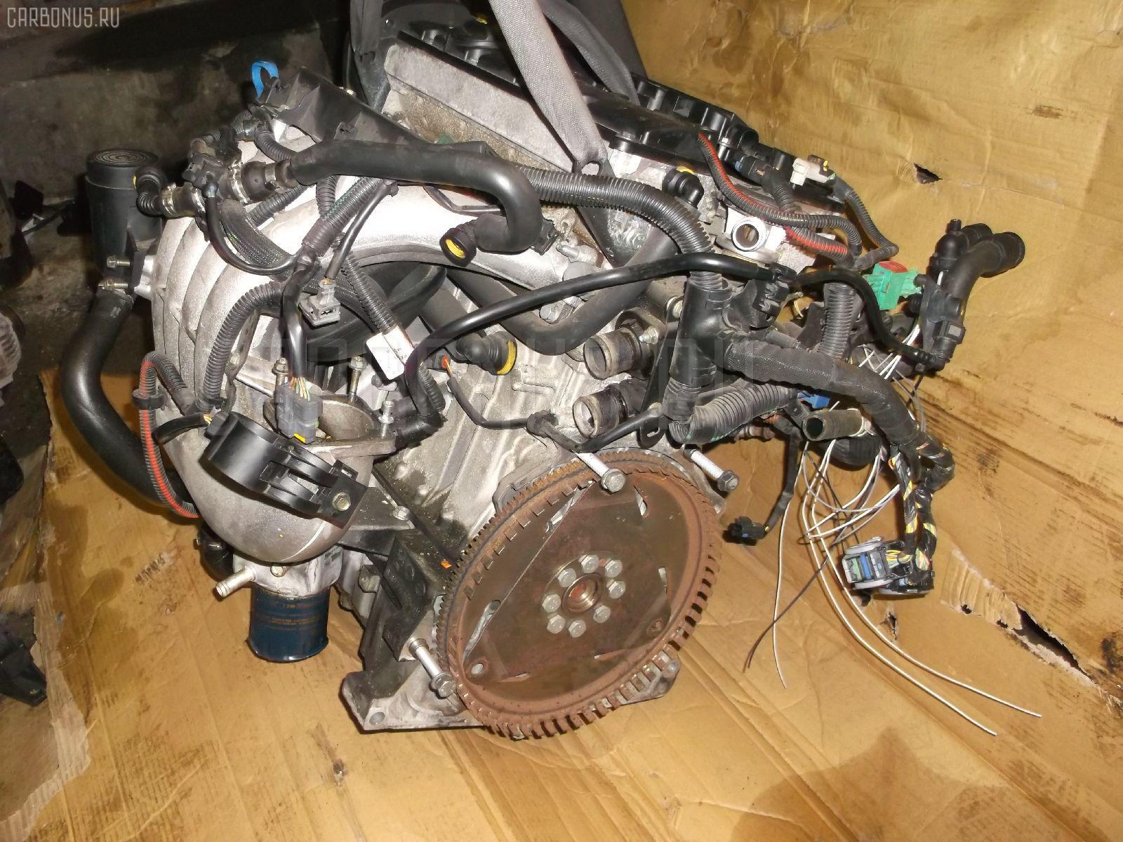 Двигатель PEUGEOT 407 6D3FZ 3FZ-EW12J4 Фото 2