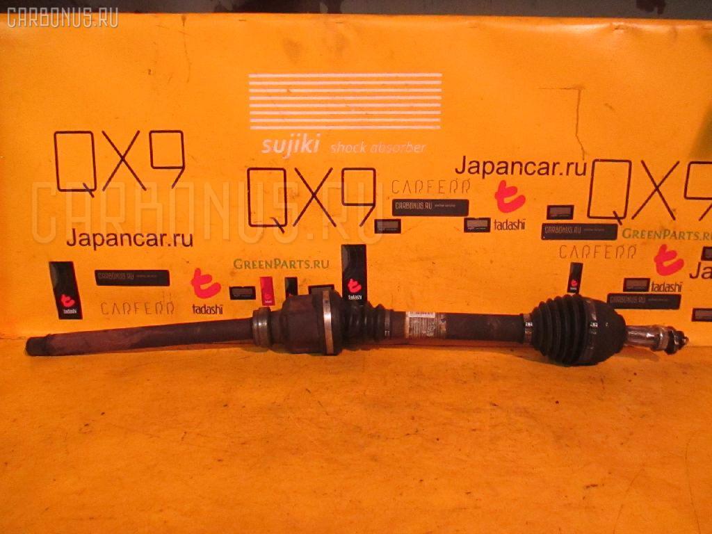 Привод PEUGEOT 407 6D3FZ 3FZ-EW12J4 Фото 3