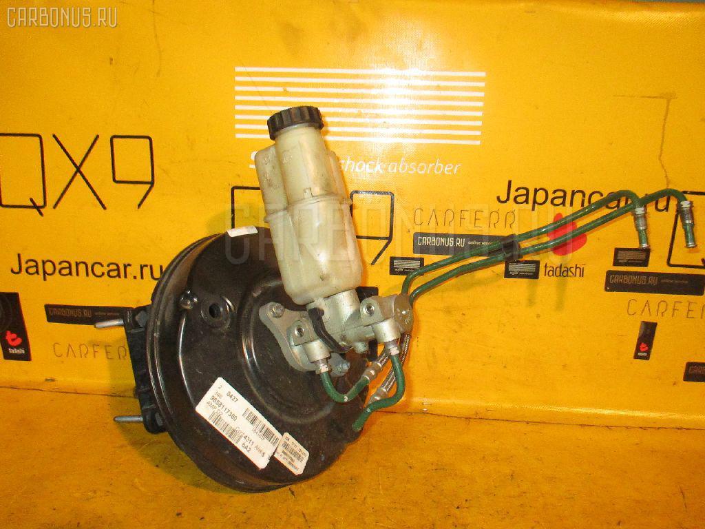 Главный тормозной цилиндр PEUGEOT 407 6D3FZ 3FZ-EW12J4 Фото 3