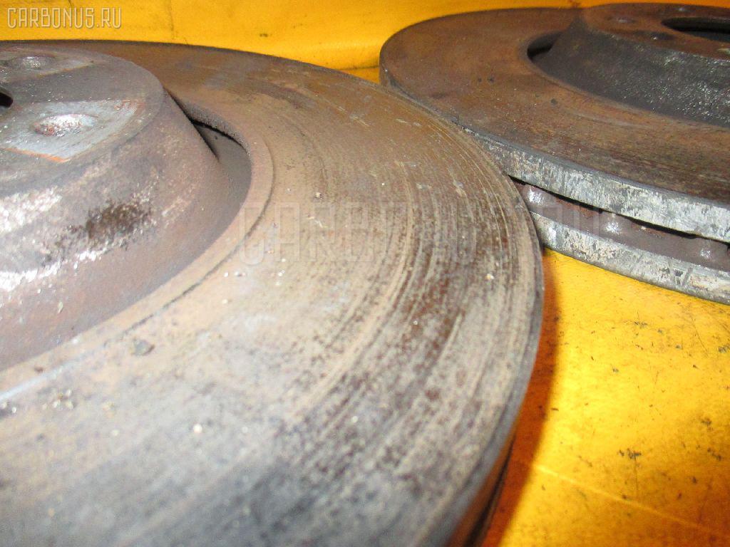 Тормозной диск Peugeot 407 6D3FZ 3FZ-EW12J4 Фото 1