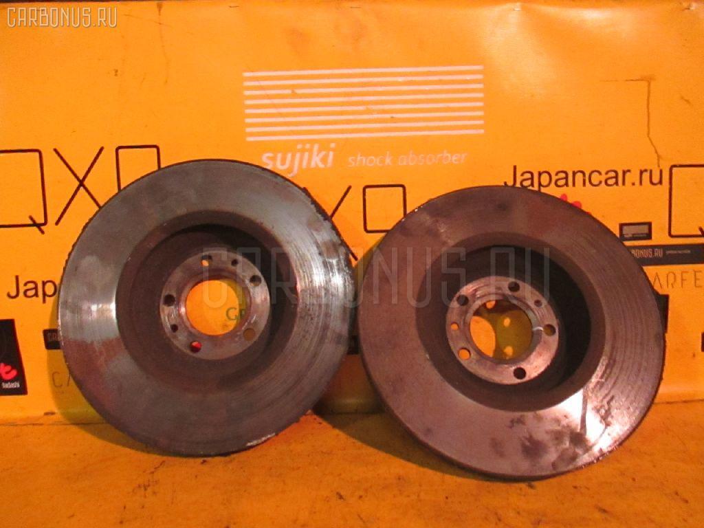 Тормозной диск PEUGEOT 407 6D3FZ 3FZ-EW12J4 Фото 3