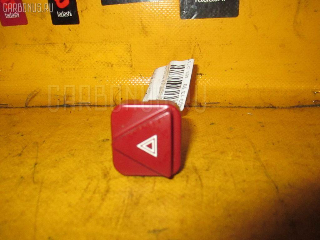 Кнопка аварийной остановки PEUGEOT 407 6D3FZ Фото 2