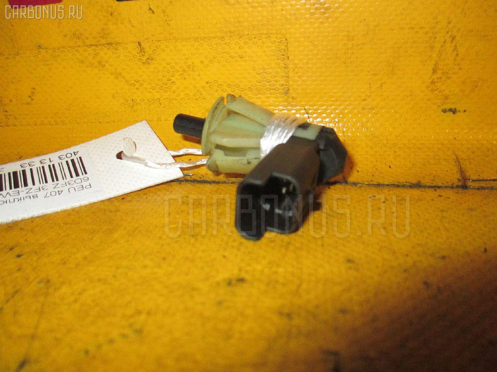 Выключатель концевой Peugeot 407 6D3FZ 3FZ-EW12J4 Фото 1