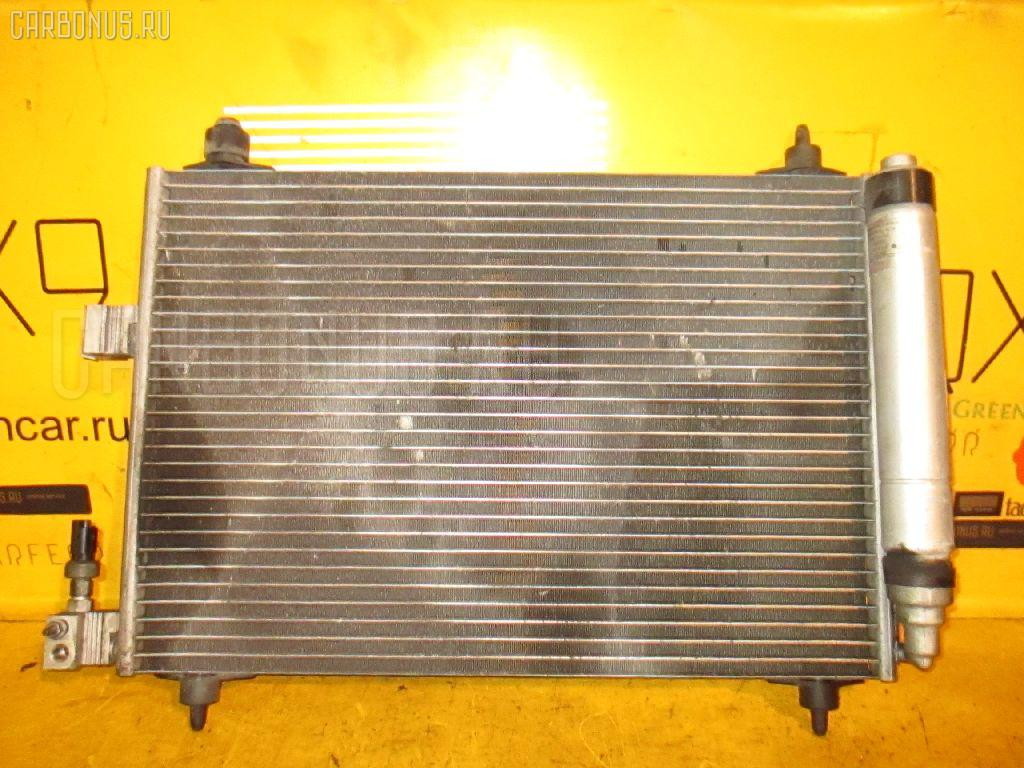 Радиатор кондиционера PEUGEOT 407 6D3FZ 3FZ-EW12J4 Фото 1